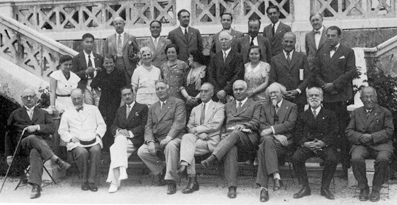 Meeting IUPAC del 1933